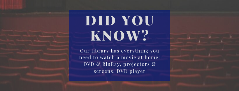 Library Services Promotion
