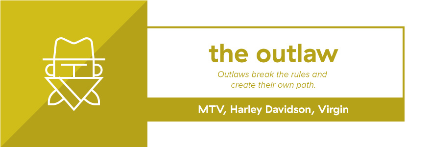 Brand Archetypes | Outlaw